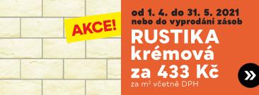 Akce IMIT Rustika duben 2021